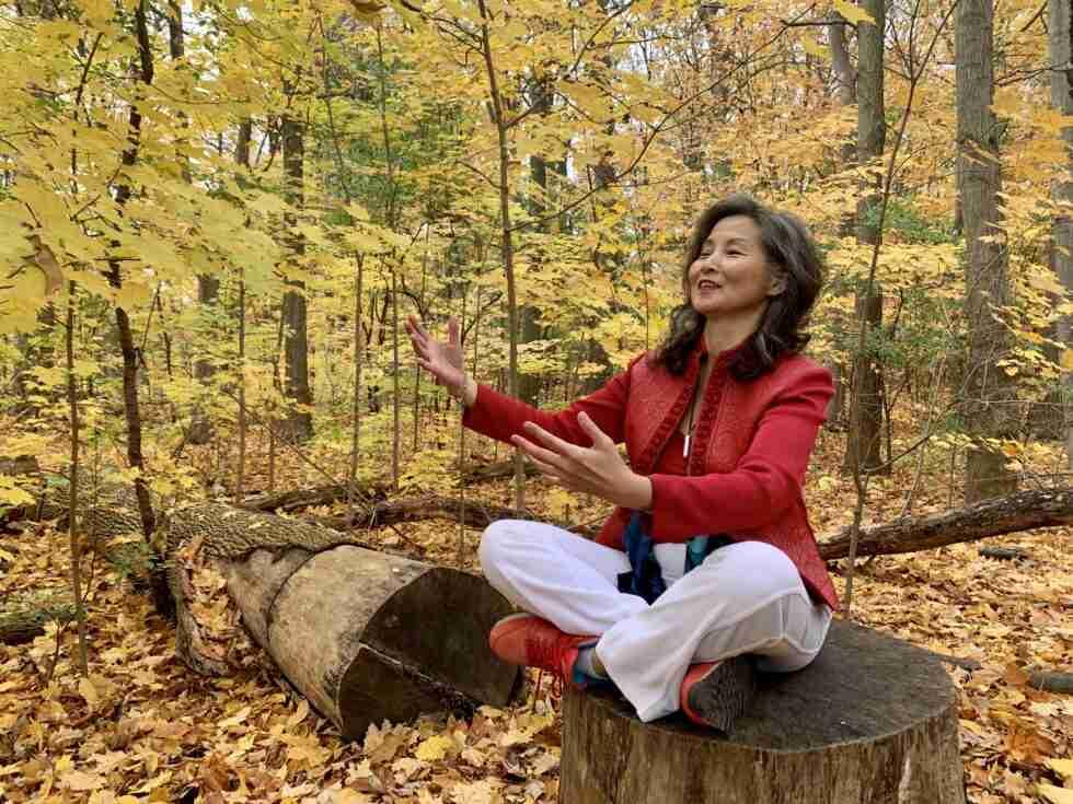 Pureland Qi Gong Master Teresa