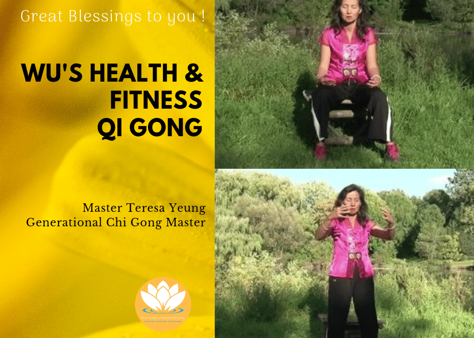 Simple Qi Gong Practice